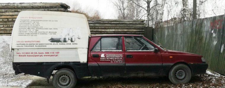 polonez fso truck licytacja sprzedaż kraków