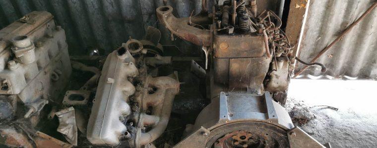 silnik c28 sprzedaż części