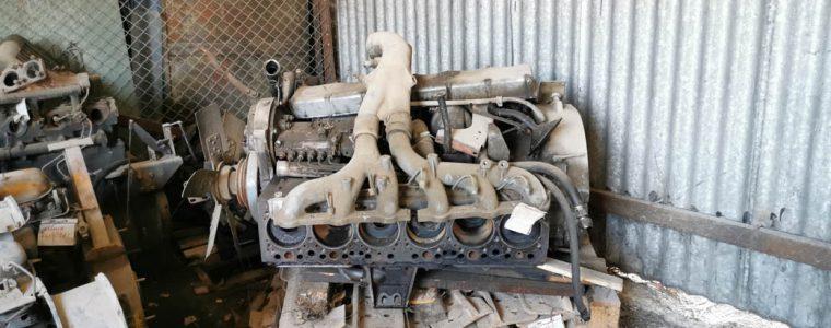 Silnik Roman dźwig części kraków