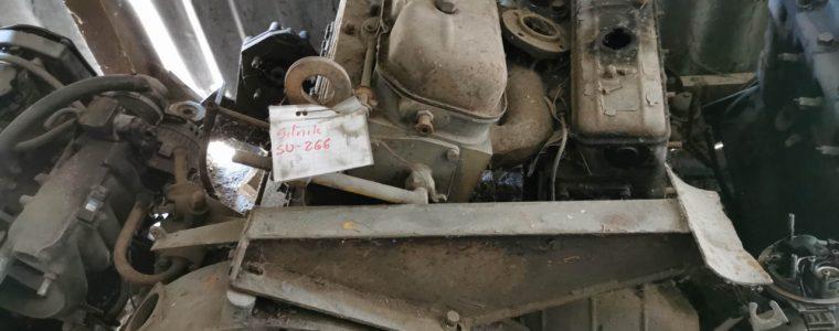 silnik sw 266 sprzedaż części