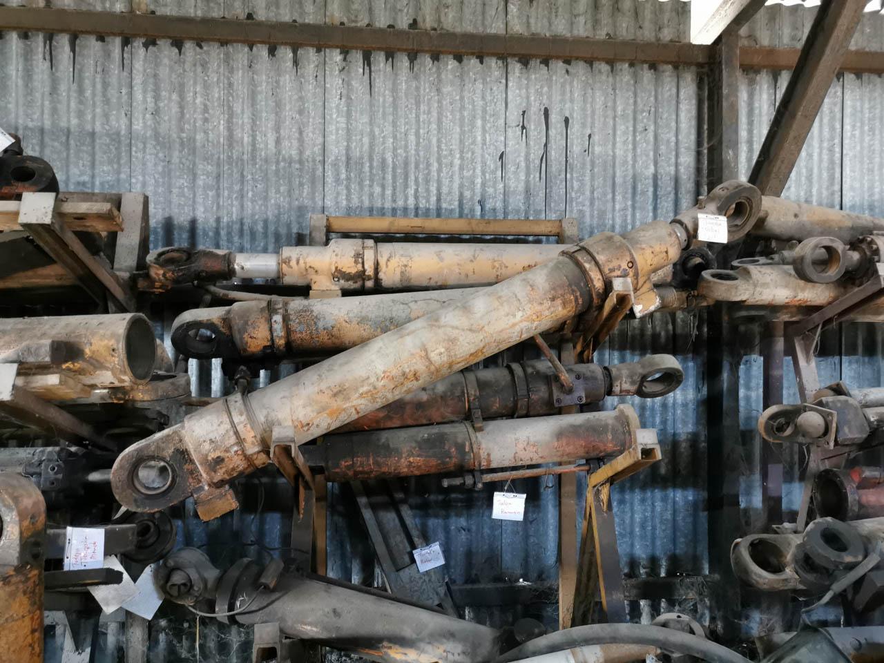 tłoczysko kafar części kraków maszyny budowlane