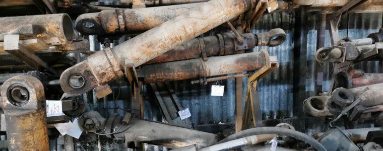 Tłoczysko pługa TD 15C kraków części sprzedaż