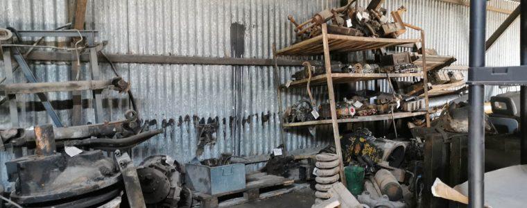 silnik hydrauliczny kraków części