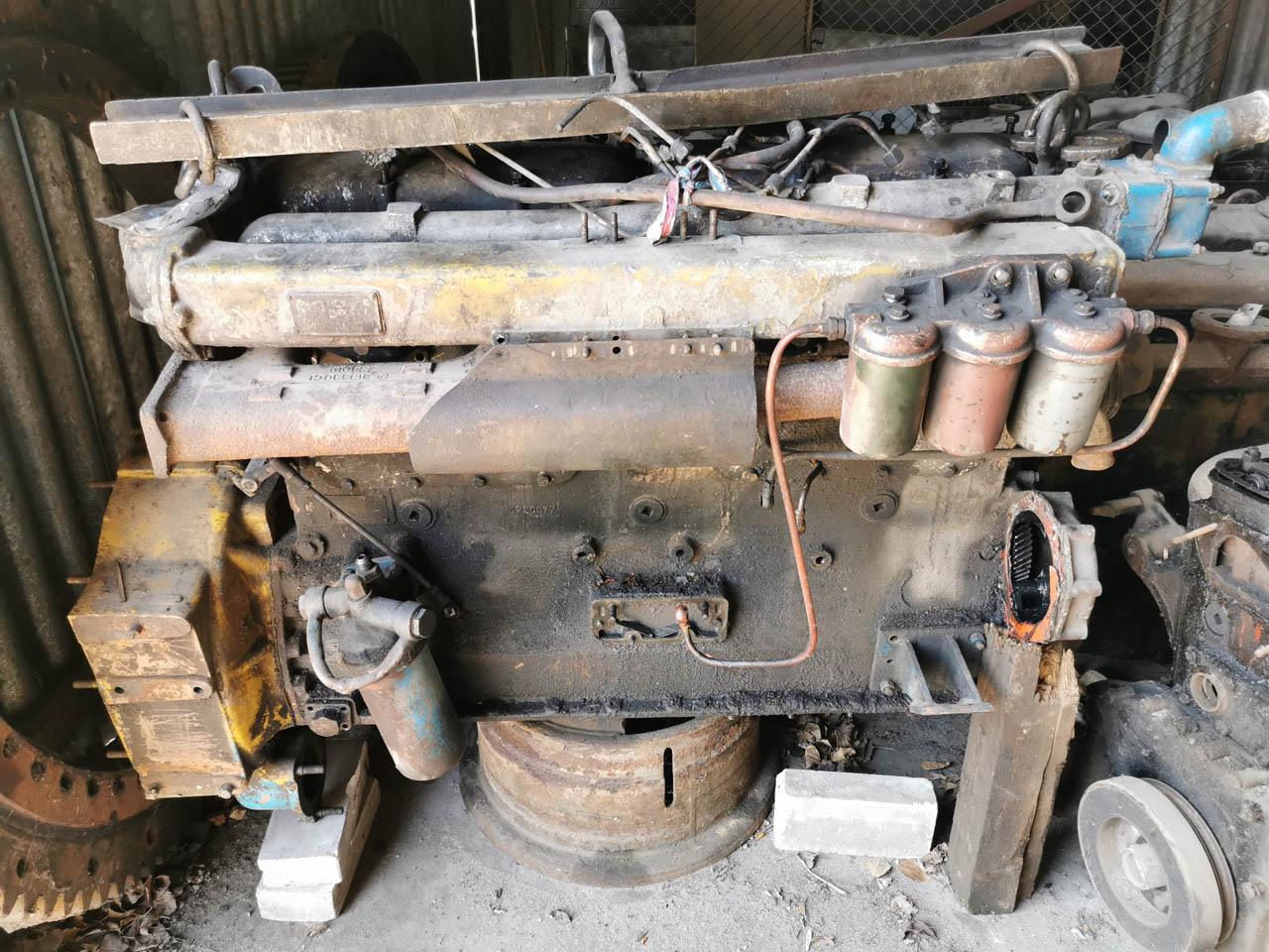 silnik sw 680 na sprzedaż kraków części