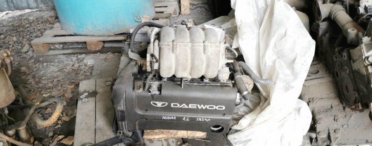 Daewoo Nubira silnik sprzedaż