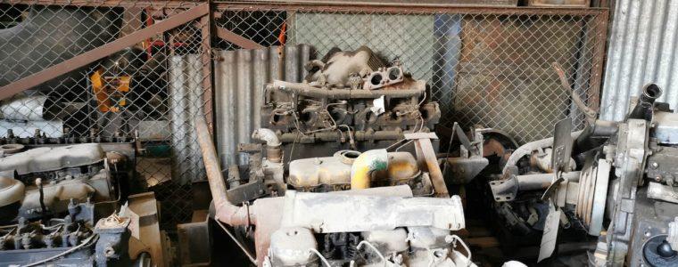Silnik Deutz sprzedaż części