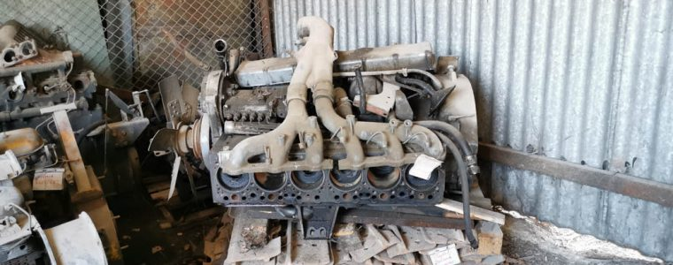 silnik Kamaz części kraków