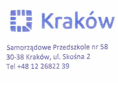 Dyrektor Samorządowego Przedszkola nr 58 – mgr Barbara Rutkowska
