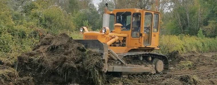Realizacja: przygotowanie terenu – ul. Jeżynowa